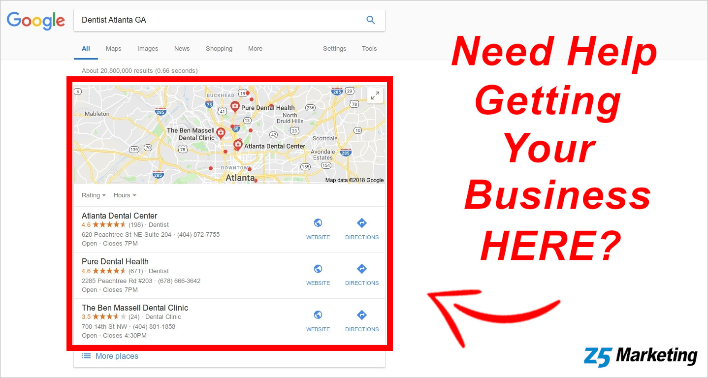Local Maps Marketing Expert Agency