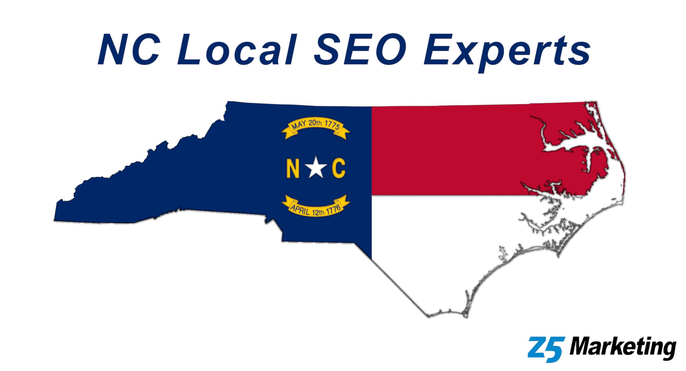 NC SEO experts